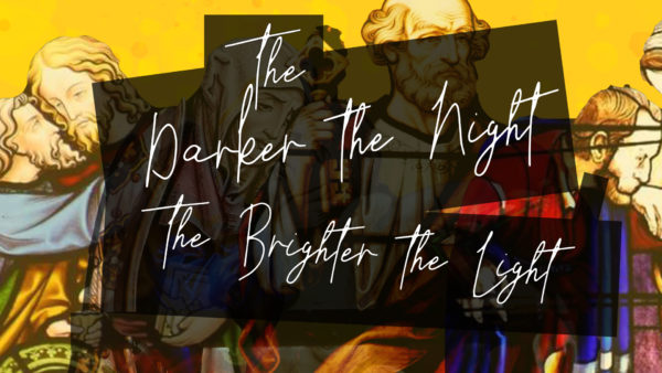 The Darker the Night, The Brighter the Light Image